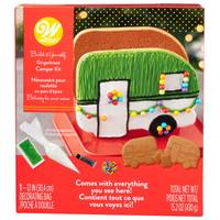 Wilton Gingerbread Camper Kit from Blain's Farm and Fleet