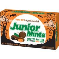 Junior Mints Halloween Box from Blain's Farm and Fleet