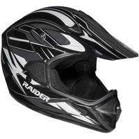 Raider RX1 Adult MX Helmet from Blain's Farm and Fleet