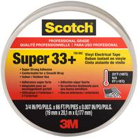 Scotch Super 33+ Vinyl Electrical Tape from Blain's Farm and Fleet
