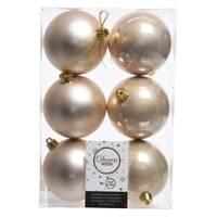 Kaemingk International 6-Piece 80mm Pearl Shatterproof Ornaments from Blain's Farm and Fleet