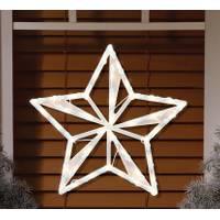 Impact Innovations Traditional Star Window Ornamental from Blain's Farm and Fleet