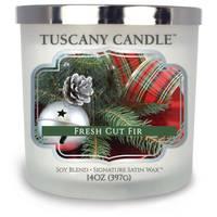 Tuscany Candle 14 oz Fresh Cut Fir Jar Candle from Blain's Farm and Fleet