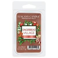 Tuscany Candle 2.5 oz Gingerbread Village Wax Melt from Blain's Farm and Fleet