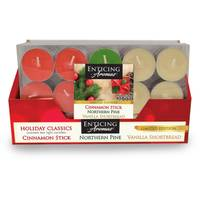 Tuscany Candle 15-Count Holiday Classics Tealights from Blain's Farm and Fleet