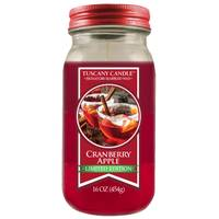 Tuscany Candle 16 oz Cranberry Pour Candle from Blain's Farm and Fleet