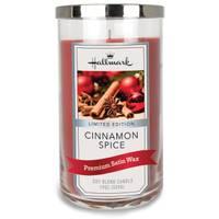 Hallmark 19 oz Hallmark Cinnamon Spice Candle from Blain's Farm and Fleet