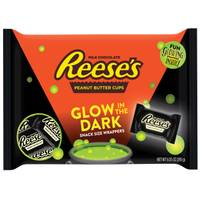 Reese's Glow in the Dark Peanut Butter Cup from Blain's Farm and Fleet