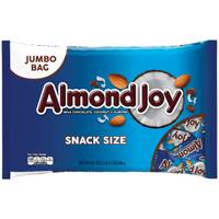 Almond Joy Snack Size Jumbo Bag from Blain's Farm and Fleet