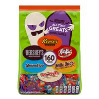 Hershey's 160-Piece All Time Great Miniatures Bag from Blain's Farm and Fleet