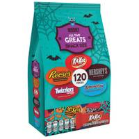 Hershey's 120-Piece All Time Greats Snack Size Bag from Blain's Farm and Fleet