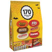 Hershey's 170-Piece Chocolate Miniature Pieces Bag from Blain's Farm and Fleet