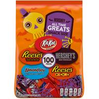 Hershey's 100-Piece All Time Greats Snack Size from Blain's Farm and Fleet