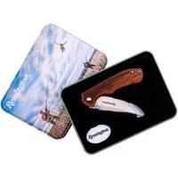 Remington Wood Handle Knife Tin from Blain's Farm and Fleet