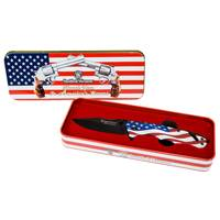 Smith & Wesson America's Hero Knife Gift Tin from Blain's Farm and Fleet
