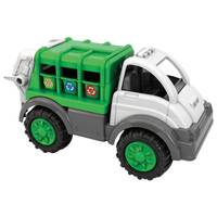 American Plastic Toys Gigantic Recycle Truck from Blain's Farm and Fleet