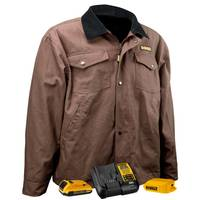 DEWALT Men's Heated Barn Coat from Blain's Farm and Fleet