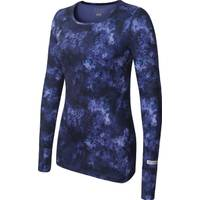 Terramar Women's Cloud Nine Extreme Scoop Midnight Thermal Top from Blain's Farm and Fleet
