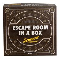 Mattel Escape Room In a Box Game from Blain's Farm and Fleet