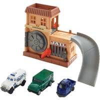 Matchbox Bank and Jail Playset from Blain's Farm and Fleet