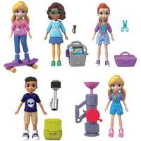 Mattel Polly Pocket Active Pose Doll Assortment from Blain's Farm and Fleet