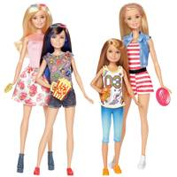Barbie 2-Pack Sisters Doll Assortment from Blain's Farm and Fleet