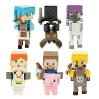 Mattel Minecraft Deluxe Mini Figure Rider Assortment from Blain's Farm and Fleet