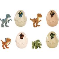 Mattel Jurassic World Hatch N Play Egg Assortment from Blain's Farm and Fleet