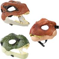 Mattel Jurassic World Basic Mask Assortment from Blain's Farm and Fleet
