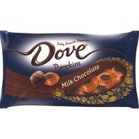 Dove Milk Chocolate Pumpkins from Blain's Farm and Fleet