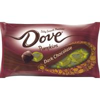 Dove Dark Chocolate Pumpkins from Blain's Farm and Fleet