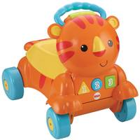 Fisher-Price Stride-to-Ride Musical Tiger from Blain's Farm and Fleet