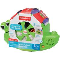 Fisher-Price Rock N' Sort Snail Pail from Blain's Farm and Fleet