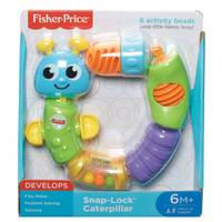 Fisher-Price Snap-Lock Caterpillar from Blain's Farm and Fleet