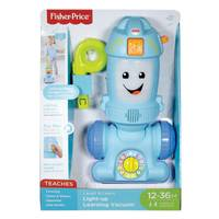 Fisher-Price Light Up Learning Vacuum from Blain's Farm and Fleet