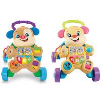 Fisher-Price Laugh & Learn Puppy & Sis Walker Assortment from Blain's Farm and Fleet