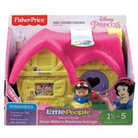 Fisher-Price Little People Disney Princess Small Playset Assortment from Blain's Farm and Fleet