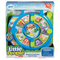 Fisher-Price Little People See 'n Say Animals from Blain's Farm and Fleet