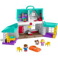 Fisher-Price Little People Big Helpers Home from Blain's Farm and Fleet