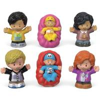 Fisher-Price 3-Pack Little People Home Family from Blain's Farm and Fleet