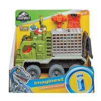 Fisher-Price Imaginext Jurassic World Dinosaur Hauler Assortment from Blain's Farm and Fleet