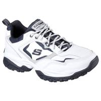 Skechers Men's White & Navy Sparta 2.0 TR Shoes from Blain's Farm and Fleet