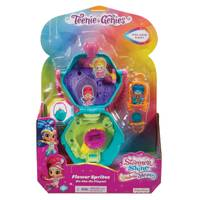 Fisher-Price Nickelodeon Shimmer & Shine Teenie Geenie Jewelry Box Playset from Blain's Farm and Fleet