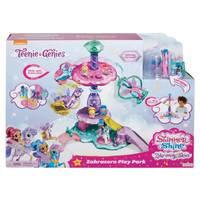 Fisher-Price Nickelodeon Shimmer and Shine Teenie Geenie Genies Zahracorn Park from Blain's Farm and Fleet