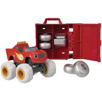 Fisher-Price Nickelodeon Blaze and the Monster Machines Tune Up Tires Vehicle Assortment from Blain's Farm and Fleet