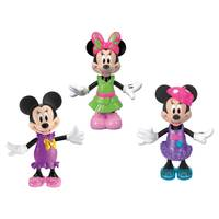 Fisher-Price Minnie Snap N' Pose Basic Doll Assortment from Blain's Farm and Fleet