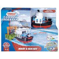 Fisher-Price Thomas TrackMaster Boat & Sea Set from Blain's Farm and Fleet