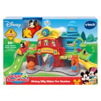 VTech Go! Go! Smart Wheels Mickey Fire Station from Blain's Farm and Fleet