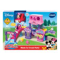 VTech Go! Go! Smart Wheels Minnie Ice Cream Parlor from Blain's Farm and Fleet
