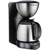 Hamilton Beach 10-Cup Programmable Coffee Maker from Blain's Farm and Fleet